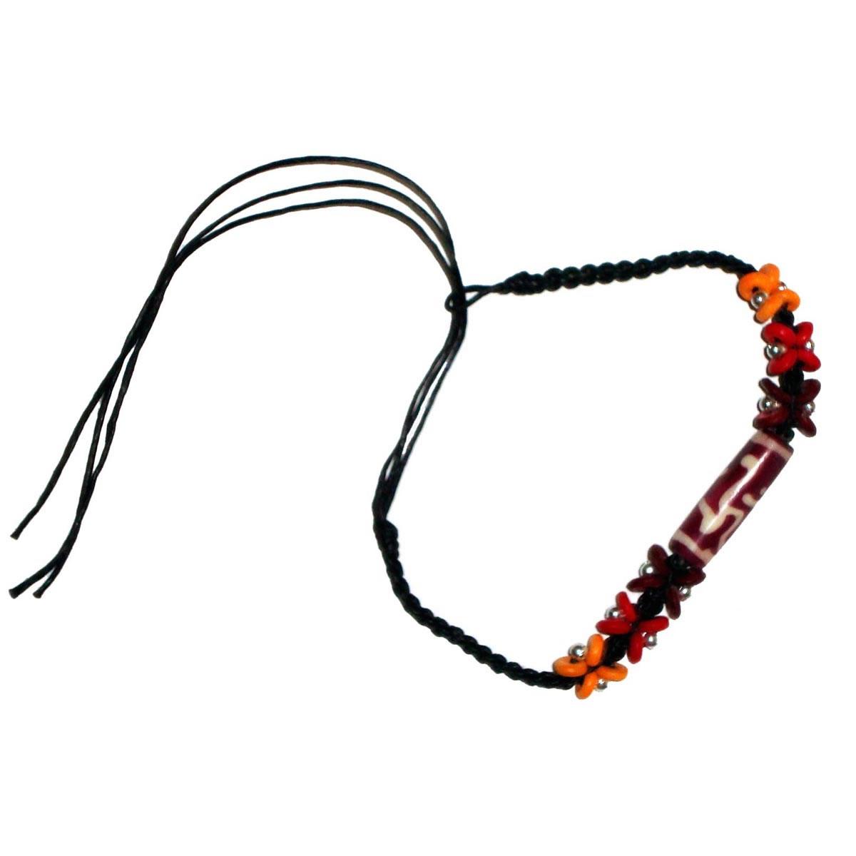 Colourful Beads Wristband [J]