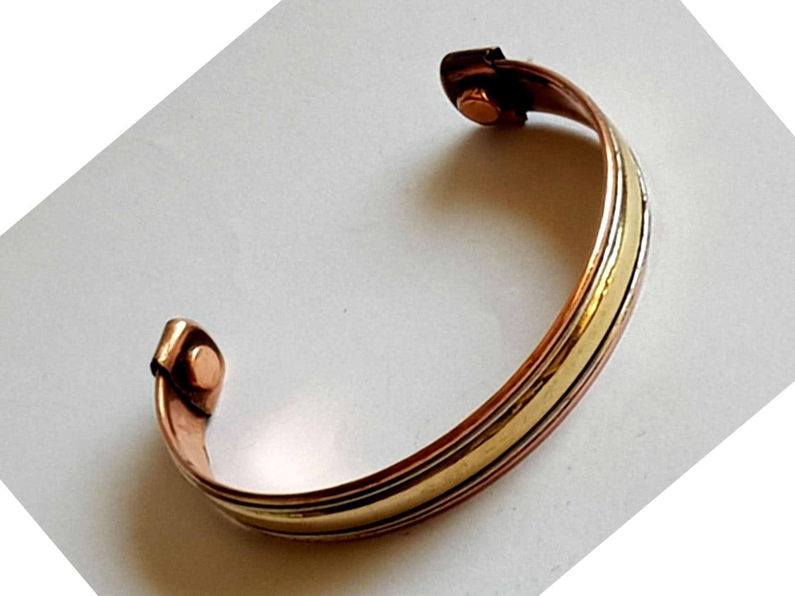 Copper Bangle Magnetic Bracelet #3