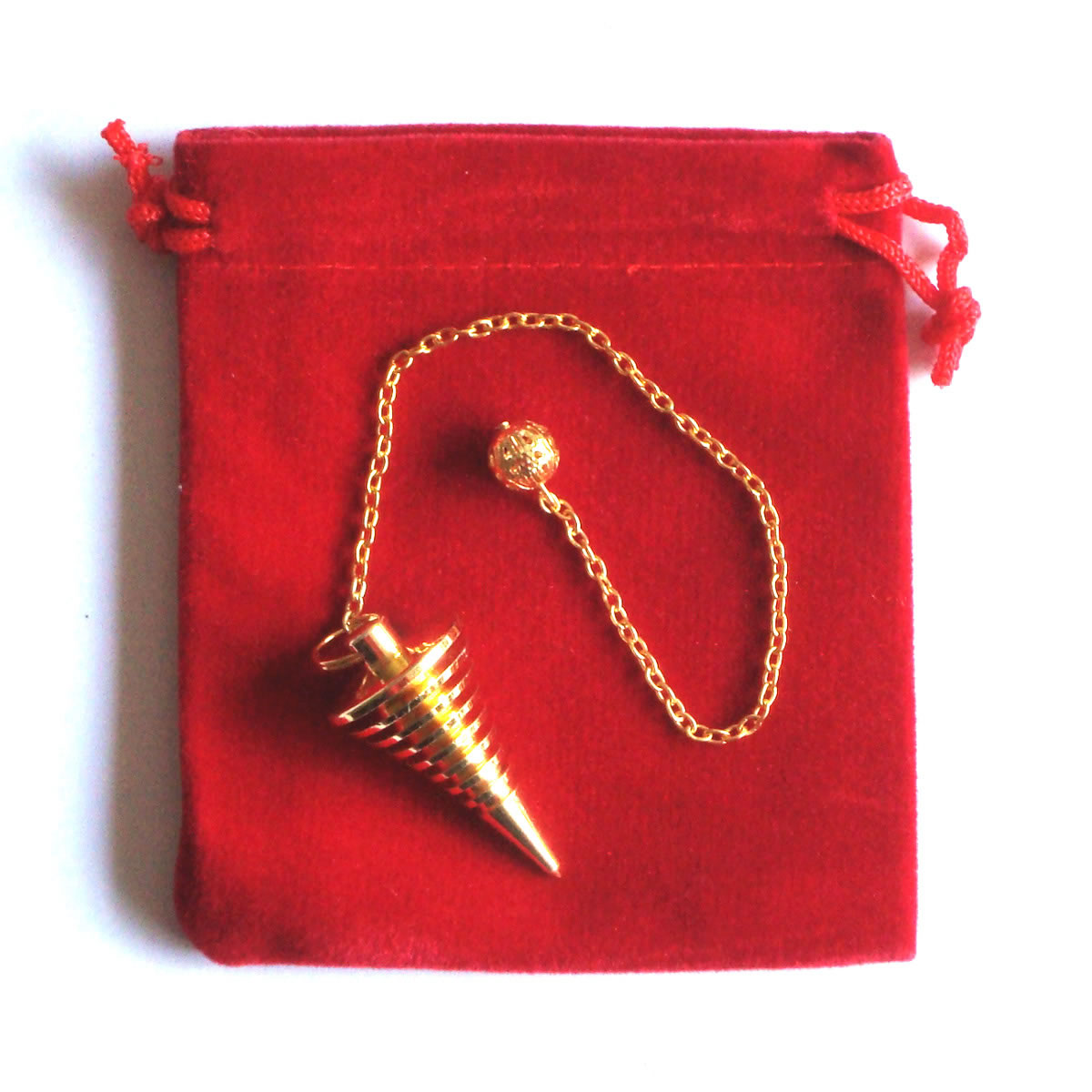 Pendulum - BRASS CONE