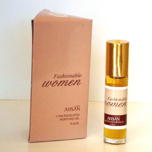 Ahsan Perfume Oil - FASHIONABLE WOMEN