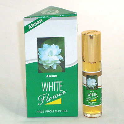 Ahsan Perfume Oil White Flower Magicessence Australia
