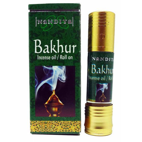 Nandita Incense Oil - BAKHUR