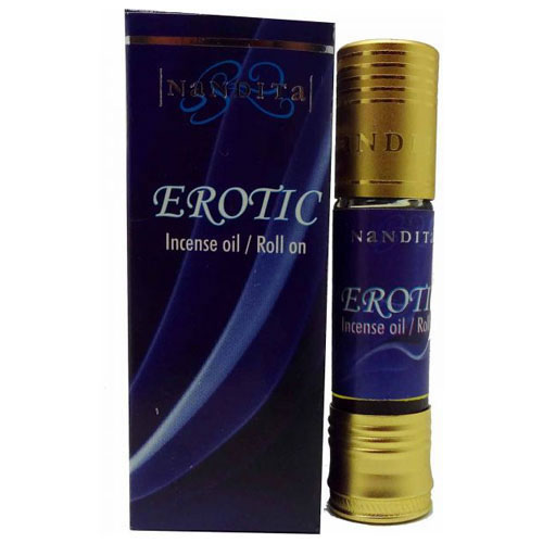 Nandita Incense Oil - EROTIC