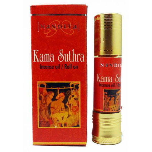 Nandita Incense Oil - KAMA SUTHRA