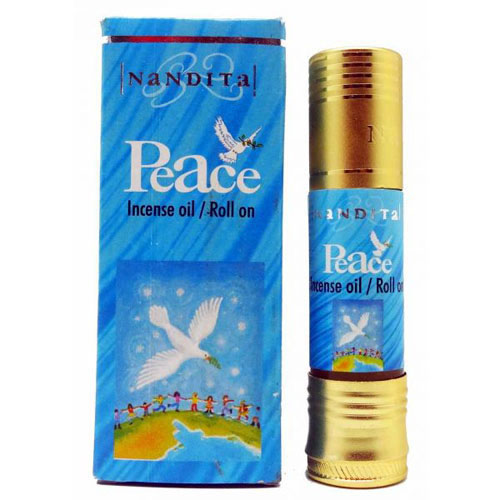 Nandita Incense Oil - PEACE