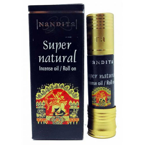 Nandita Incense Oil - SUPER NATURAL