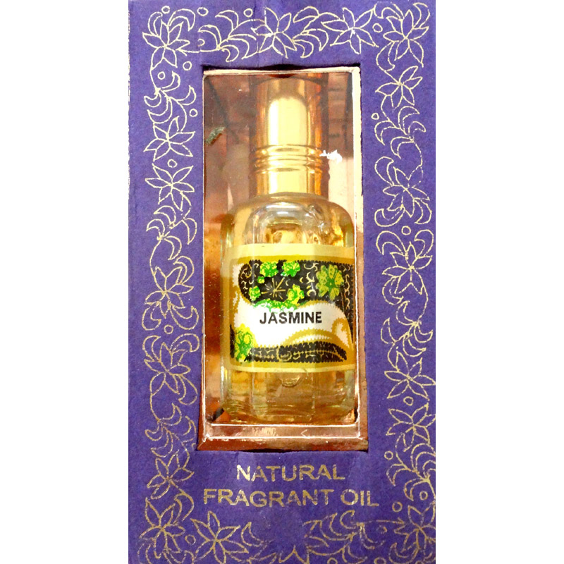 Song of India Perfume Oil - JASMINE - 10ml