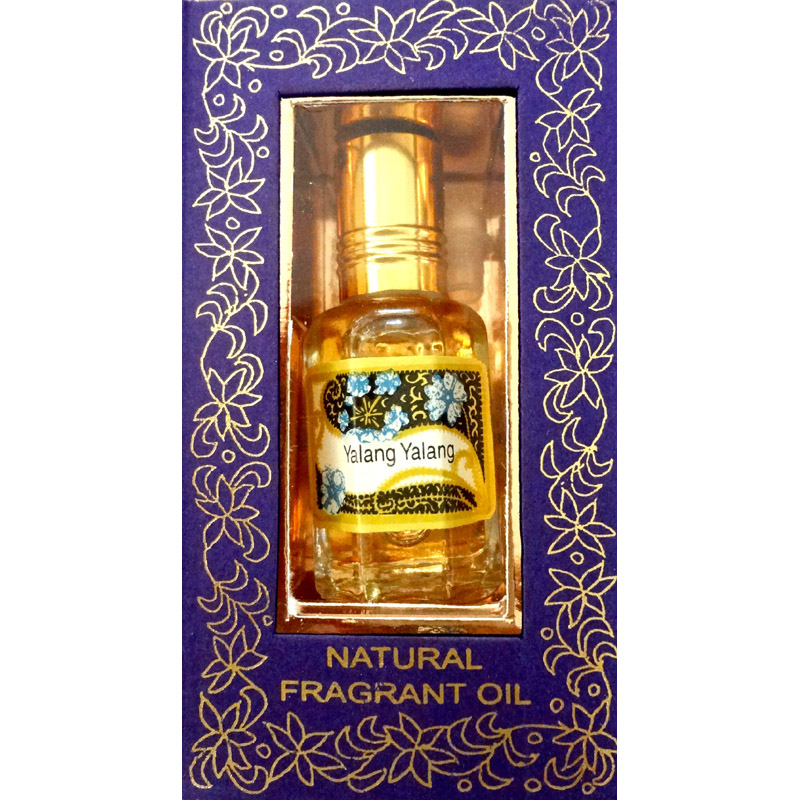 Song of India Perfume Oil - YLANG YLANG - 10ml