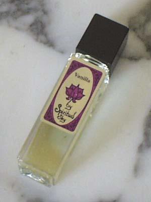 Spiritual Sky Perfume Oil - VANILLA