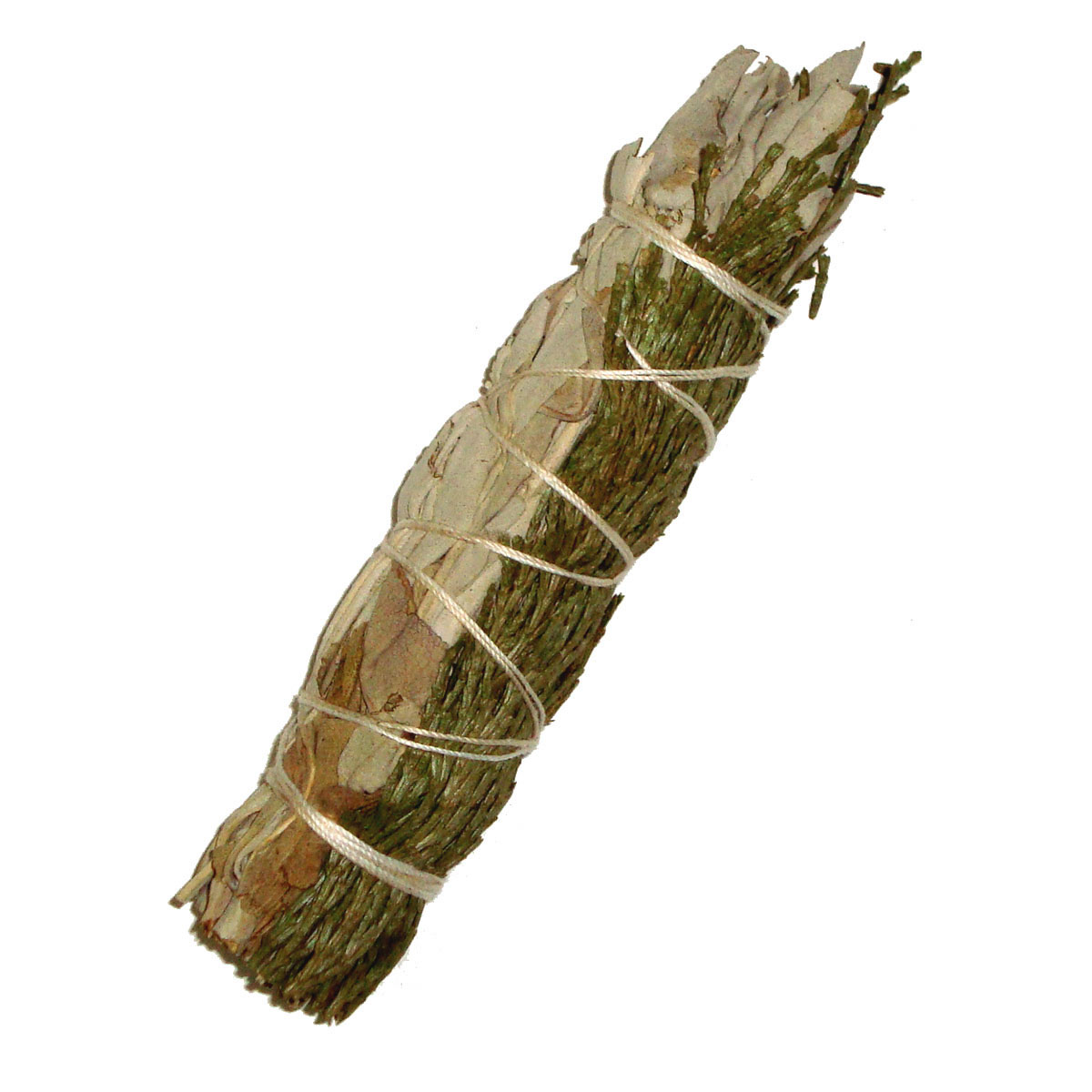 WHITE SAGE & CEDAR Smudge Stick - MINI