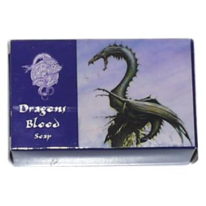 Kamini Soap - DRAGONS BLOOD