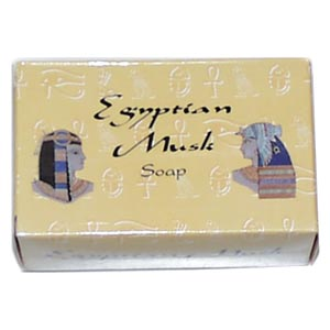 Kamini Soap - EGYPTIAN MUSK