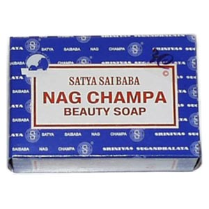 Nag Champa Soap - BEAUTY