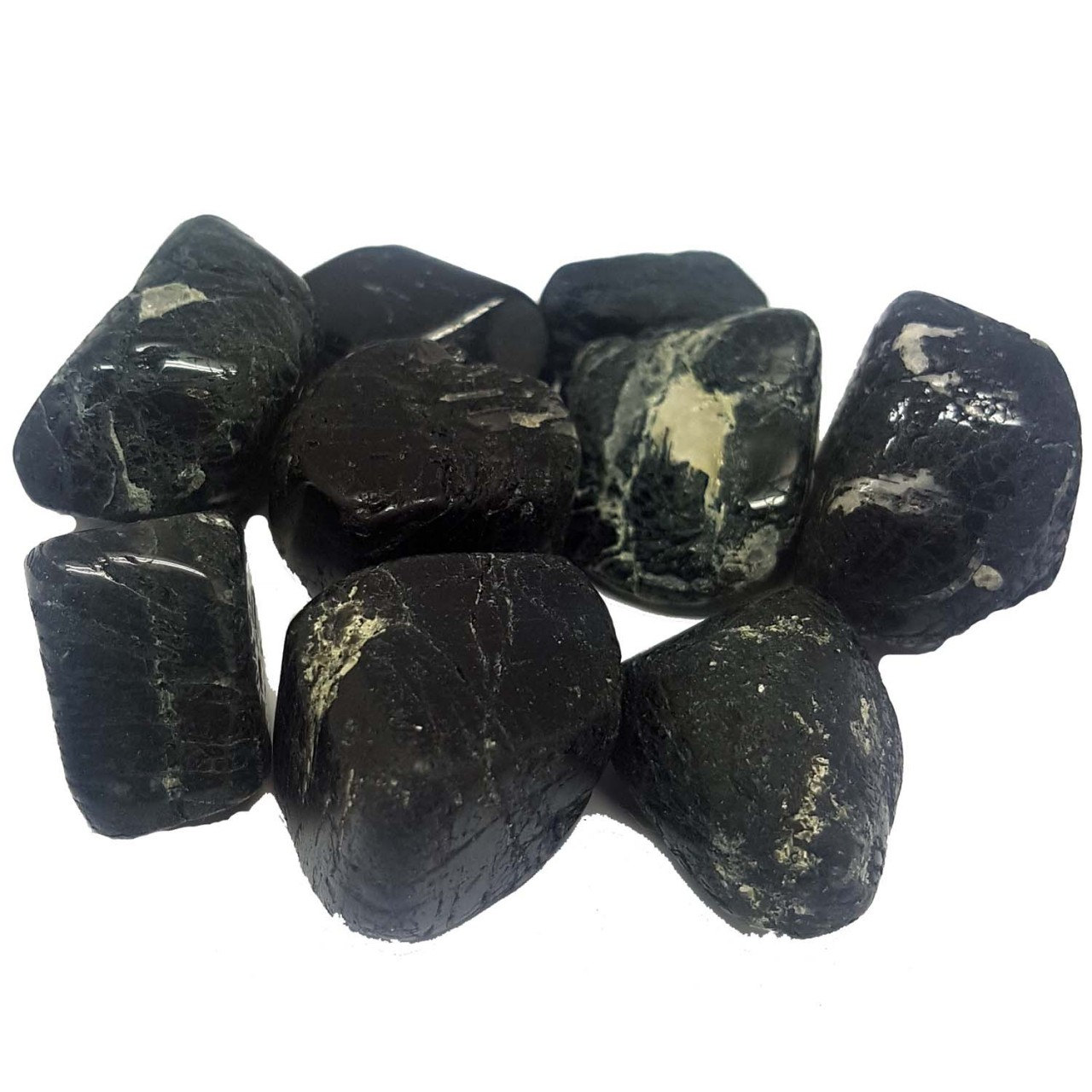 Tumbled Stones - BLACK TOURMALINE