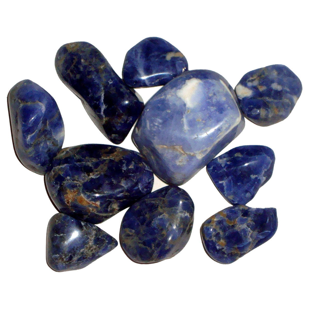 Tumbled Stones - SODALITE