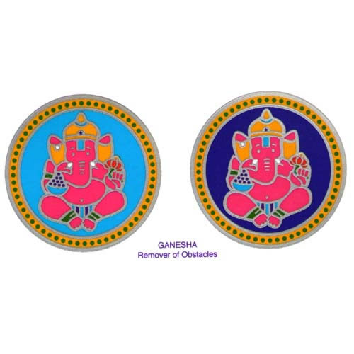 Decal / Window Sticker - Sunlight GANESHA