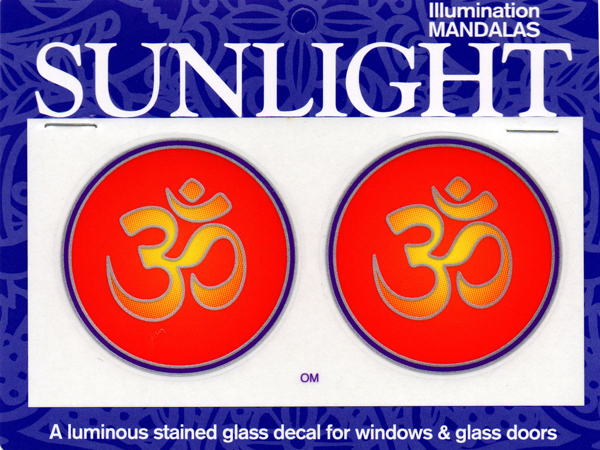 Decal / Window Sticker - Sunlight OM