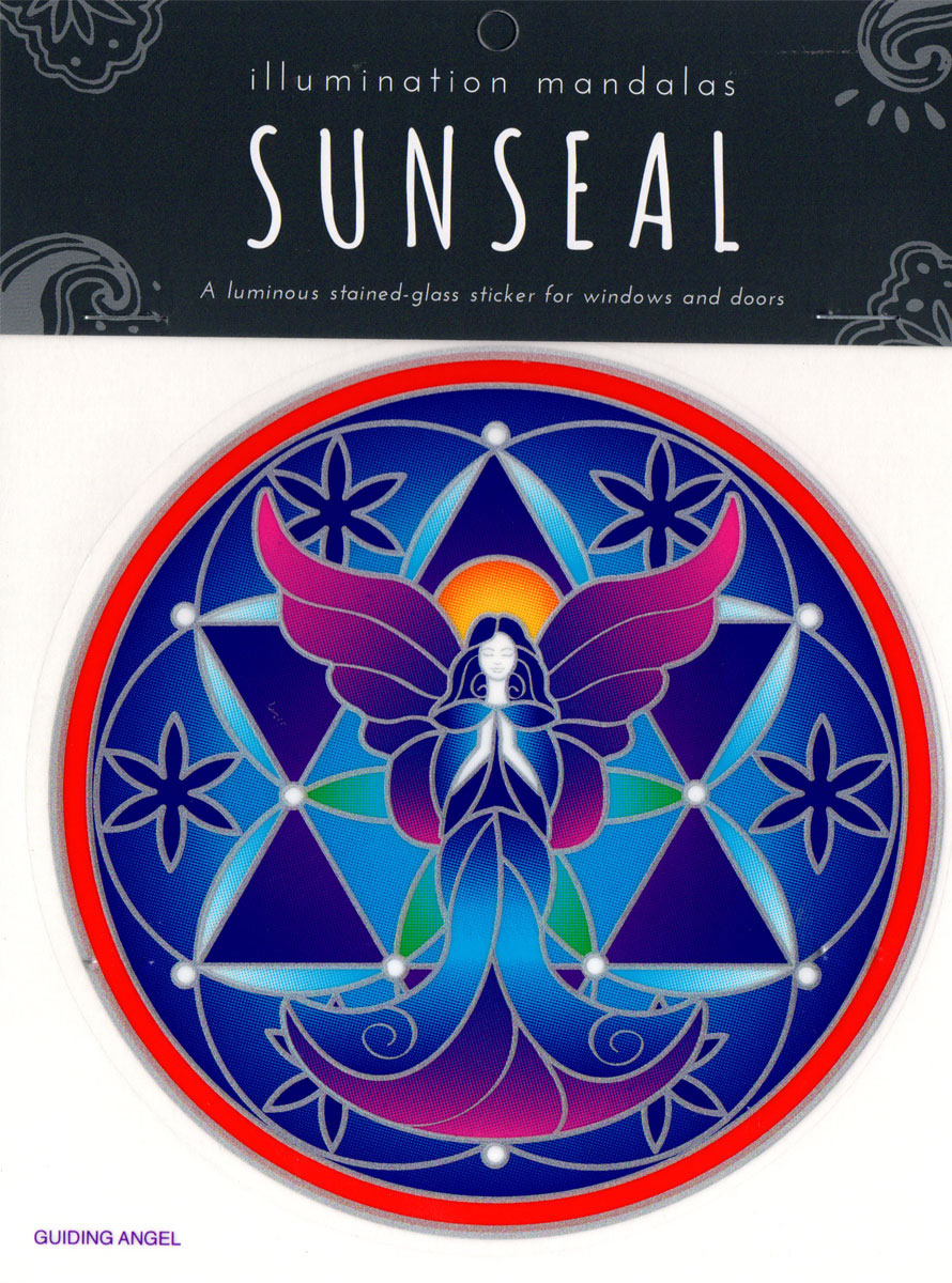 Decal / Window Sticker - Sunseal GUIDING ANGEL