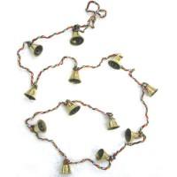 Brass Bells on String - Medium