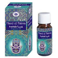 Green Tree Fragrance Oil - HAND of FATIMA