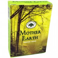 Green Tree Incense Cones - MOTHER EARTH