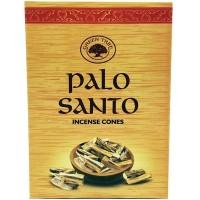 Green Tree Incense Cones - PALO SANTO