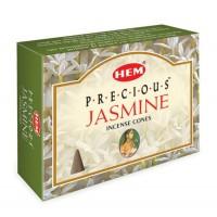 Hem Incense Cones - PRECIOUS JASMINE