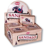 Hem Incense Cones - SANDAL