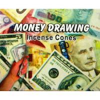 Kamini Incense Cones - MONEY DRAWING