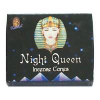Kamini Incense Cones - NIGHT QUEEN