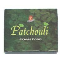 Kamini Incense Cones - PATCHOULI