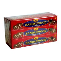 BIC Sandalwood DHOOP Sticks x 12