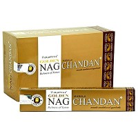 Golden NAG CHANDAN Incense