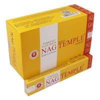 Golden NAG TEMPLE Incense