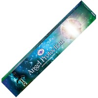 Green Tree Incense Sticks - ANGEL PROTECTION