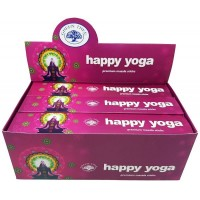 Green Tree Incense Sticks - HAPPY YOGA