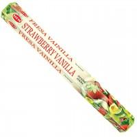 Hem Incense Sticks - STRAWBERRY VANILLA