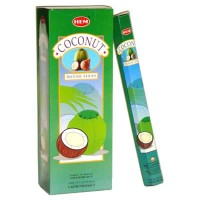 Hem Incense Sticks - COCONUT