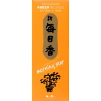 Morning Star Incense - AMBER - 200 Sticks