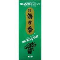 Morning Star Incense - CEDARWOOD - 200 Sticks