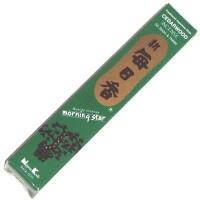 Morning Star Incense - CEDARWOOD - 50 Sticks