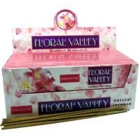 Nandita Incense Sticks - FLORAL VALLEY Organic
