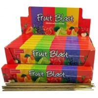 Nandita Incense Sticks - FRUIT BLAST Organic