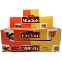 Nandita Incense Sticks - SAFFRON SANDAL