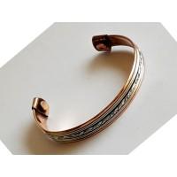 Copper Bangle Magnetic Bracelet #12