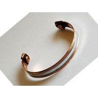Copper Bangle Magnetic Bracelet #2