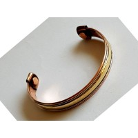 Copper Bangle Magnetic Bracelet #3