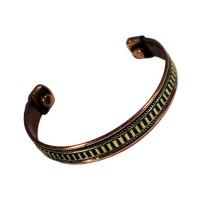 Copper Bangle Magnetic Bracelet #6