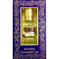 Song of India Perfume Oil - BLACK MAGIC - 10ml