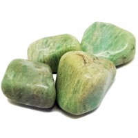 Tumbled Stones - AMAZONITE